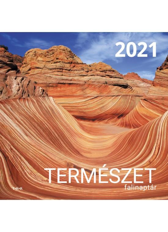 Természet falinaptár - 2021