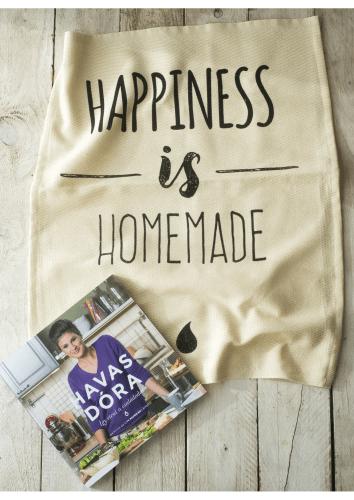 Így etesd a családodat - Ajándék konyharuhával
