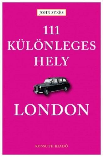 John Sykes - 111 különleges hely - London