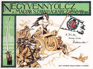 1848 - a Magyar szabadságharc 1848-49-ben - Rákosi Viktor |