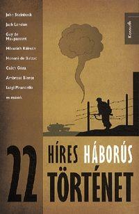 22 híres háborús történet -  pdf epub