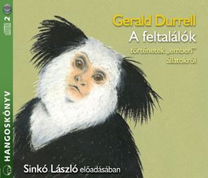 Gerald Durrell - A feltalálók - Hangoskönyv (2CD)