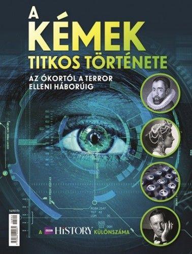 A kémek titkos története - Az ókortól a terror elleni háborúig -  pdf epub