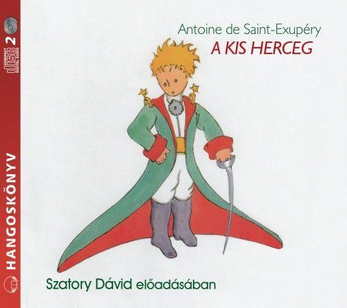 A kis herceg - Hangoskönyv - Antoine de Saint-Exupéry pdf epub