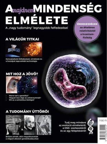 A majdnem mindenség elmélete -  pdf epub