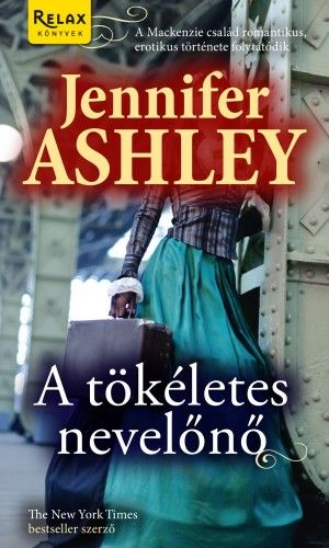 A tökéletes nevelőnő - Jennifer Ashley pdf epub