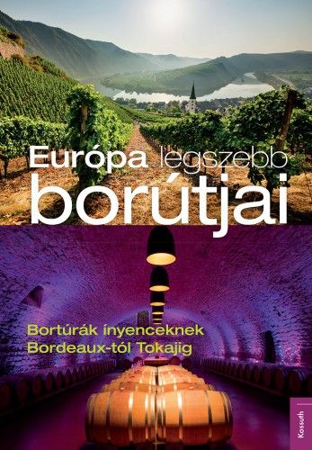 Európa legszebb borútjai -  pdf epub