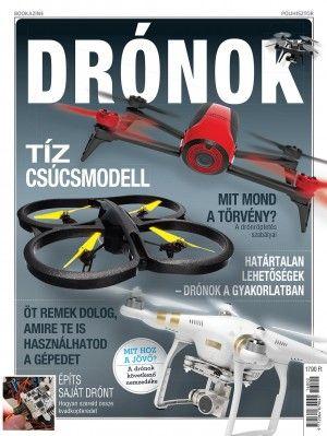 Bookazine: Drónok