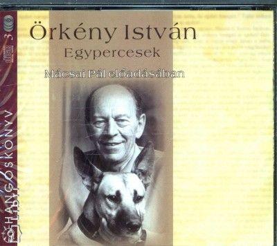 Örkény István - Egypercesek - Hangoskönyv (3 CD)