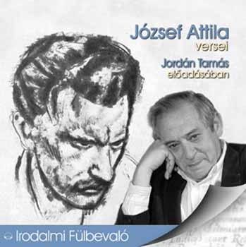 József Attila versei - Hangoskönyv