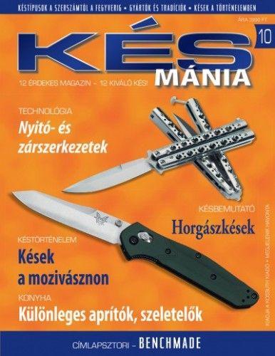 Késmánia 10. -  pdf epub