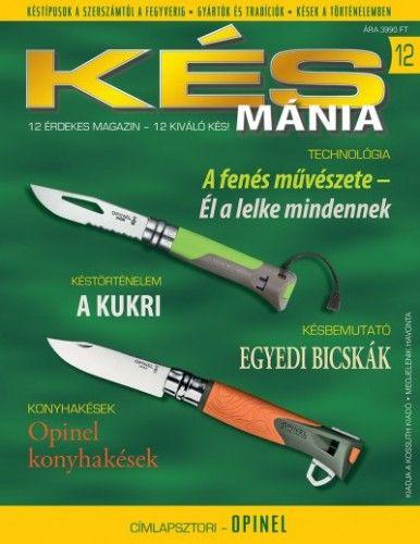 Késmánia 12. -  pdf epub