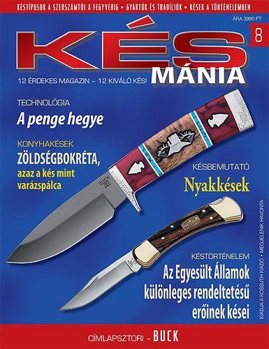 Késmánia 8. -  pdf epub