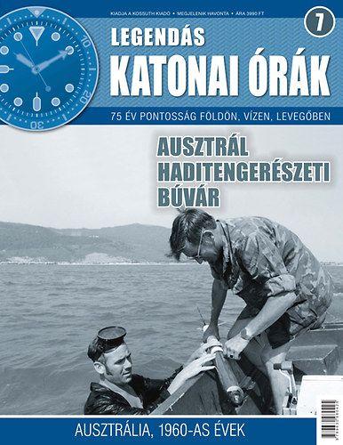 Legendás katonai órák 7. - Ausztrál haditengerészeti búvár