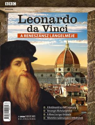 Bookazine - Leonardo da Vinci - A reneszánsz lángelméje