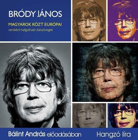 Magyarok közt európai - Hangoskönyv