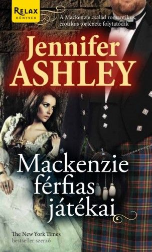 Mackenzie férfias játékai - Jennifer Ashley pdf epub