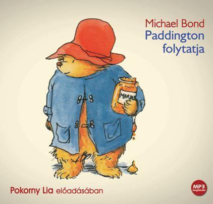 Paddington folytatja - Hangoskönyv - MP3