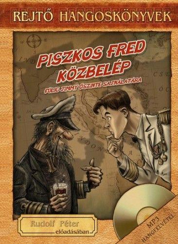 Piszkos Fred közbelép -  Könyv + Hangoskönyv