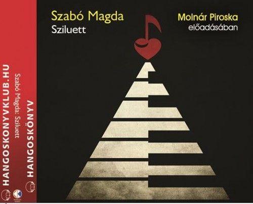Sziluett - Hangoskönyv - 2 CD