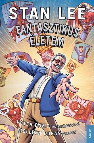 Fantasztikus életem - Stan Lee