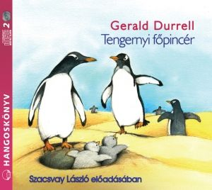 Gerald Durrell - Tengernyi főpincér - Hangoskönyv