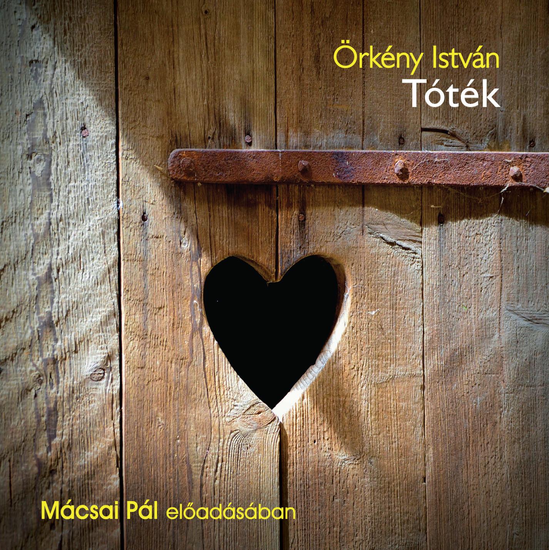 Tóték - Hangoskönyv - Mp3