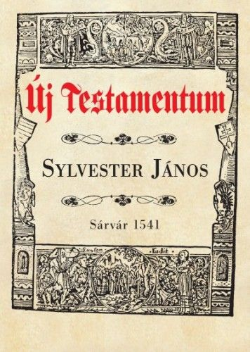Új testamentum - Sylvester János pdf epub