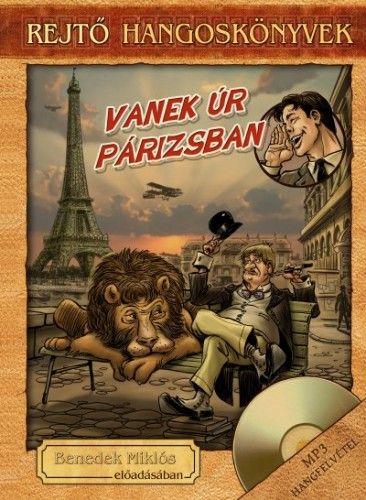 Vanek úr Párizsban - Könyv + Hangoskönyv