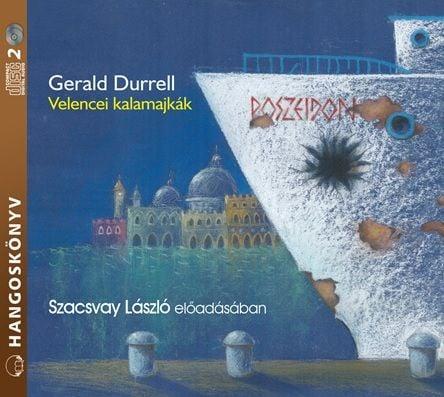 Velencei kalamajkák - Hangoskönyv - Gerald Durrell pdf epub