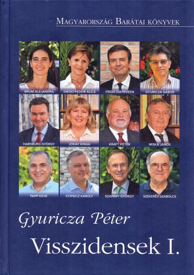Visszidensek I. - Gyuricza Péter pdf epub
