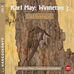 Winnetou 4. - Hangoskönyv - Karl May |