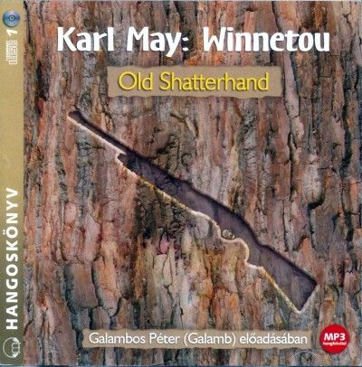Winnetou - Old Shatterhand - Hangoskönyv - MP3