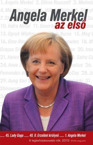 Angela Merkel - Az első - Pietsch Lajos |