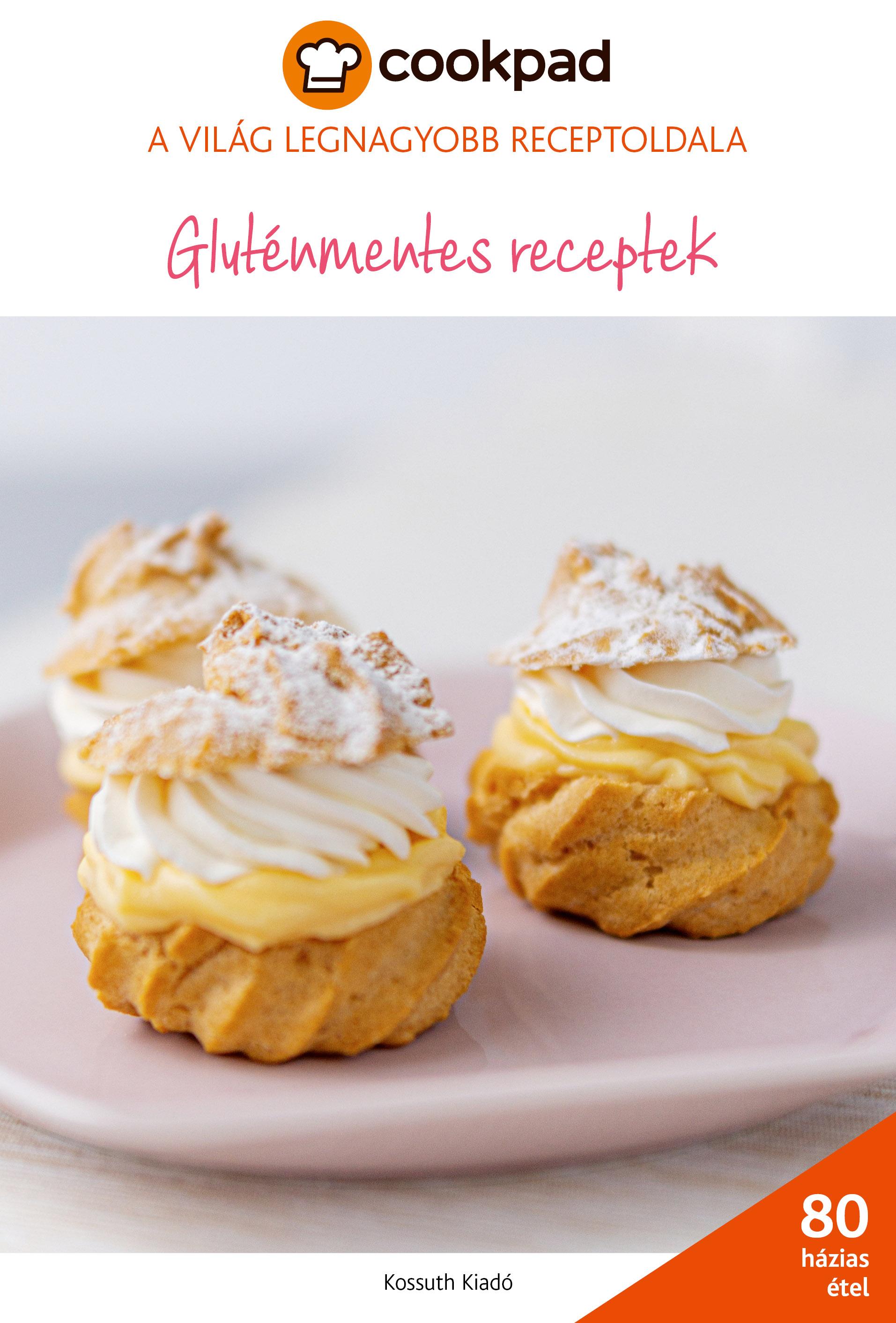 Gluténmentes receptek -  pdf epub