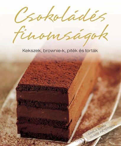 Csokoládés finomságok -  pdf epub