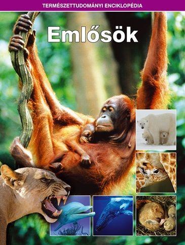 Emlősök - Természettudományi enciklopédia 3. -  pdf epub