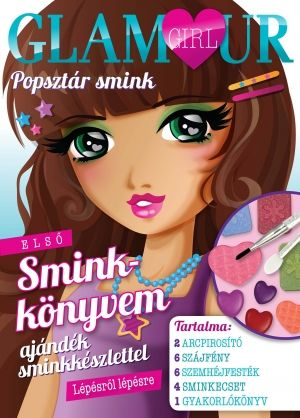 Glamour girl – Popsztár smink - Lisa Regan pdf epub