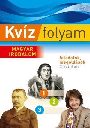 Kvízfolyam - magyar irodalom - Gottesmann Péter pdf epub