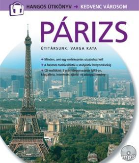 Párizs - Hangos útikönyv - Kedvenc városom -  pdf epub