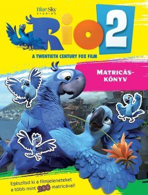 RIO 2. matricáskönyv - Lisa Regan pdf epub