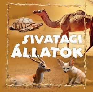 Sivatagi állatok - Sonia Bartoli pdf epub