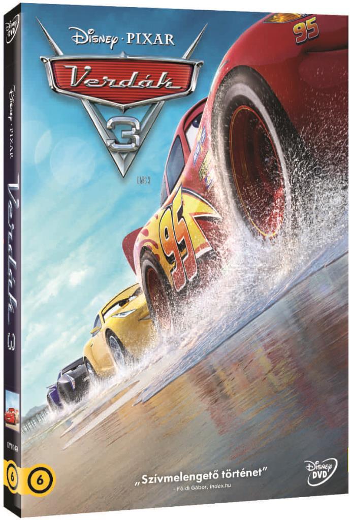 Verdák 3. (O-ringes, gyűjthető borítóval) (sorban) - DVD