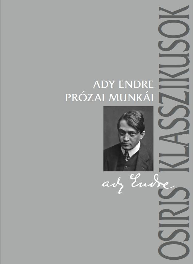 Ady Endre prózai munkái