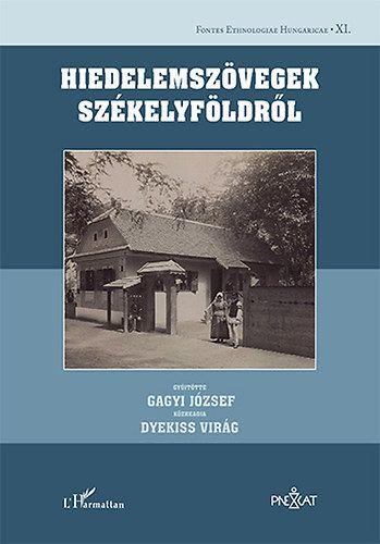 Hiedelemszövegek Székelyföldről - Gagyi József pdf epub