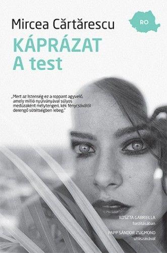 Káprázat - A test - Mircea Cartarescu pdf epub
