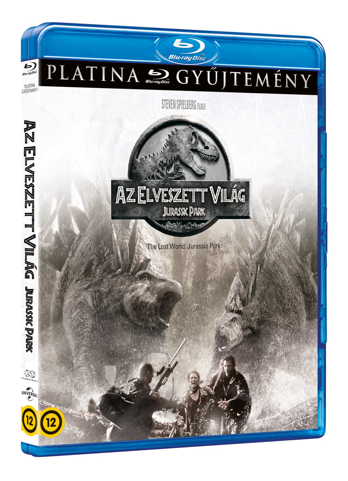 Jurassic Park 2. - Az elveszett világ (platina gyűjtemény) - Blu-ray
