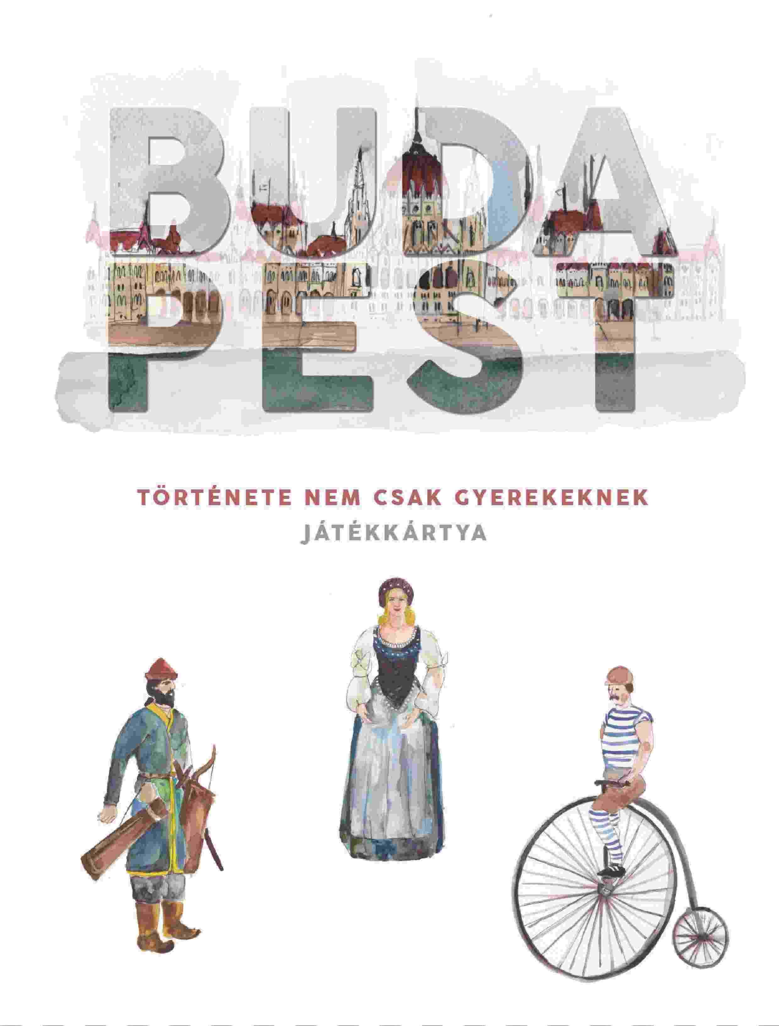 Budapest története játékkártya