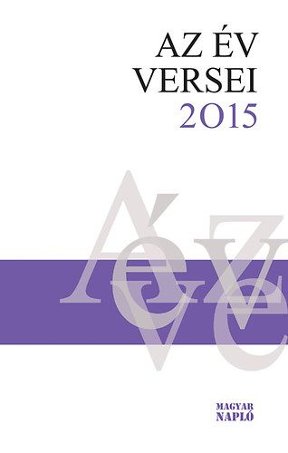 Az év versei 2015 -  pdf epub