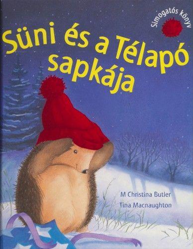 Süni és a Télapó sapkája - Simogatós könyv